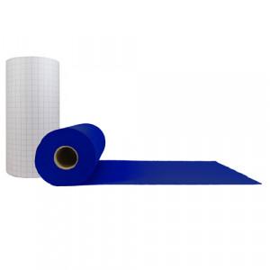 Feutrine adhésive bleu roi 0560