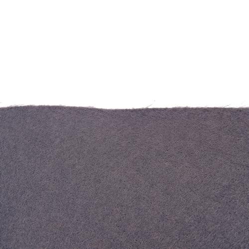 Feutrine adhésive gris foncé 0147