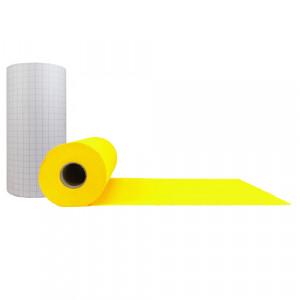 Feutrine adhésive jaune 0118