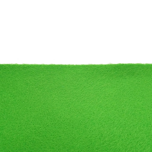 Feutrine adhésive vert gazon 0168