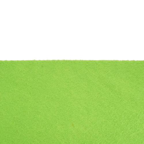 Feutrine adhésive vert clair 0169