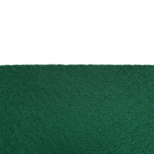Feutrine adhésive vert billard 0165