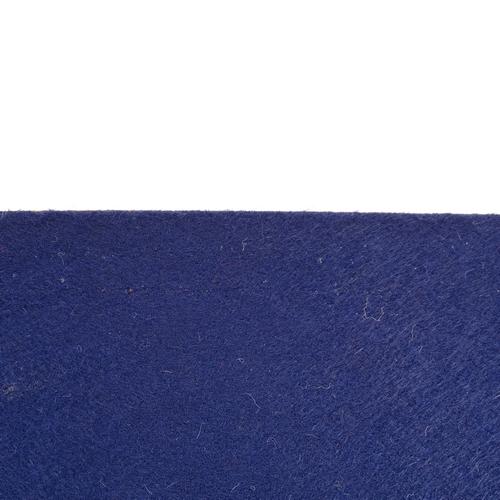 Coupon feutrine adhésive Bleu Marine 26170
