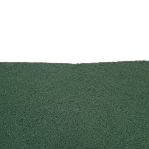 Coupon feutrine adhésive Vert forêt 0164