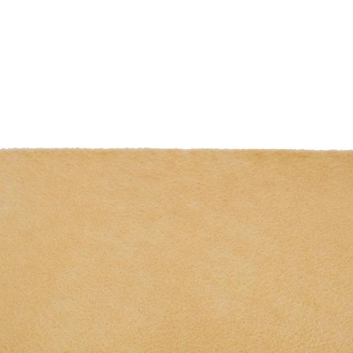 Rouleau de feutrine adhésive Beige 0177