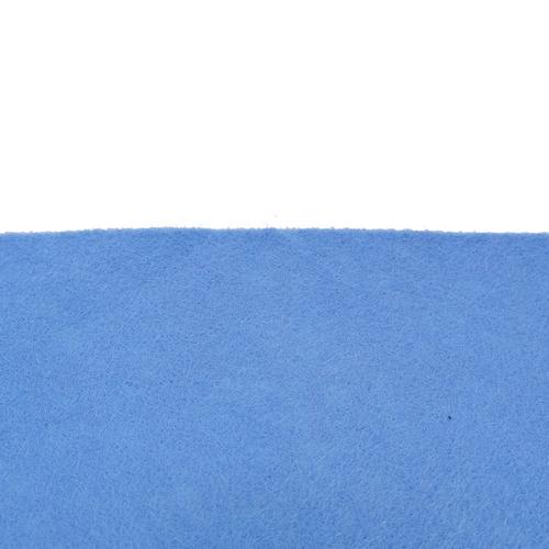 Rouleau de feutrine adhésive Bleu ciel 0151