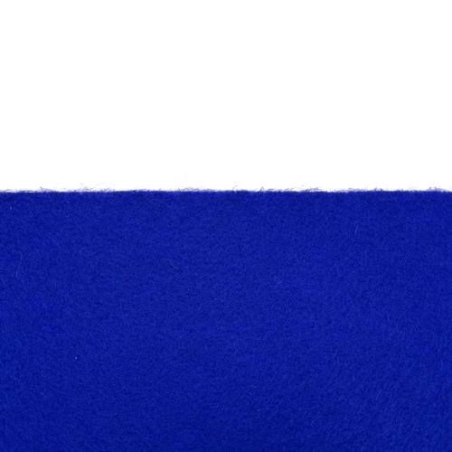 Rouleau de feutrine adhésive Bleu roi 0560