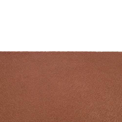 Rouleau de feutrine adhésive Brun café 0187