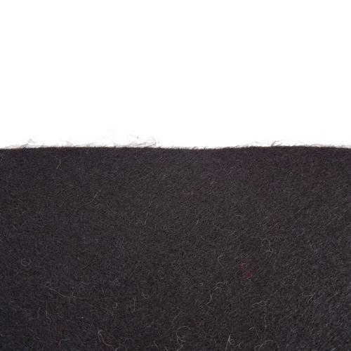 Rouleau de feutrine adhésive Noir 0148