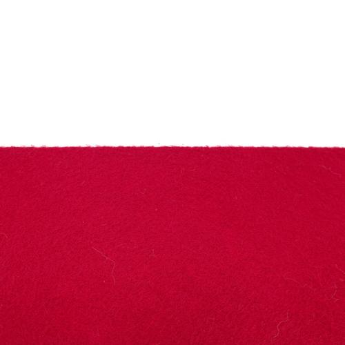 Rouleau de feutrine adhésive Rouge bordeaux 0128
