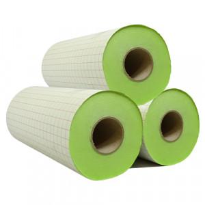 Rouleau de feutrine adhésive Vert clair 0169