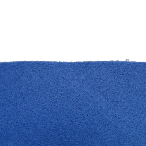 Rouleau de feutrine adhésive Bleu 0152