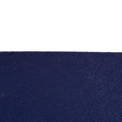 Rouleau de feutrine adhésive Bleu marine 26170