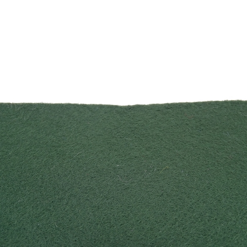 Rouleau de feutrine adhésive Vert forêt 0164