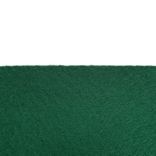 Rouleau de feutrine adhésive Vert billard 0165