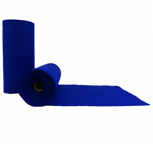 Feutrine 1mm au mètre, Bleu roi 0560