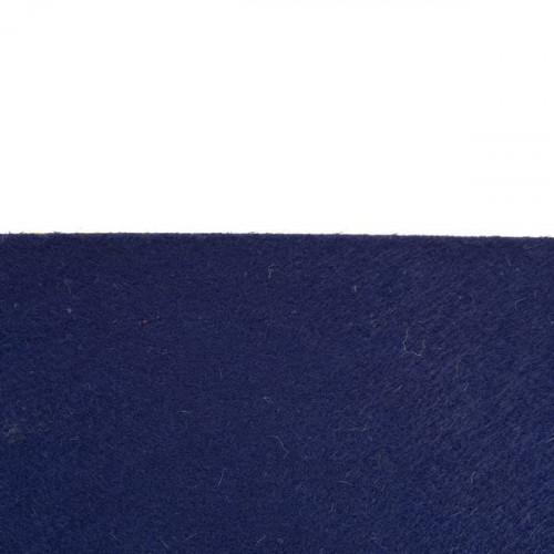 Feutrine 1mm au mètre, Bleu Marine 26170