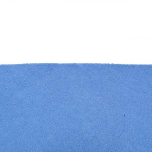 Feutrine 1mm au mètre, Bleu ciel 0151