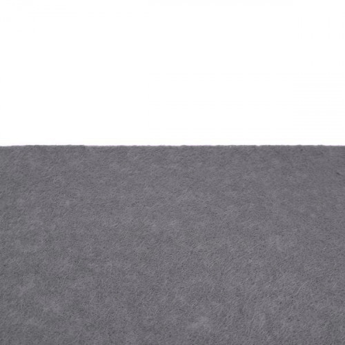 Feutrine 1mm au mètre, Gris moyen 0146