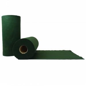 Rouleau de feutrine Vert foret 0164