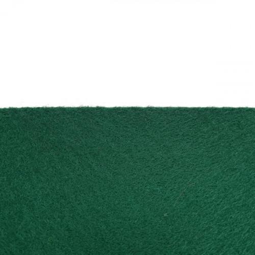 Feutrine 1mm au mètre, Vert billard 0165