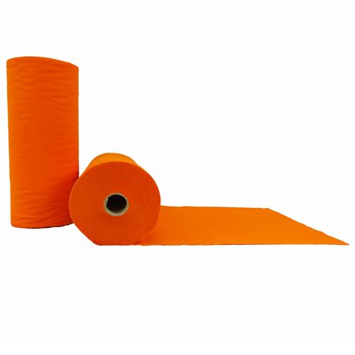 Rouleau de feutrine Orange 0123