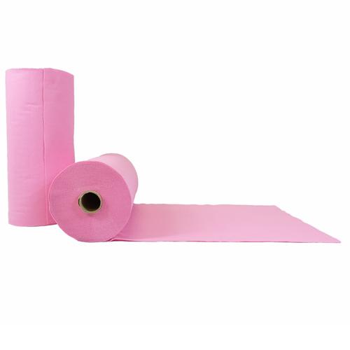 Feutrine 1mm au mètre, Rose pâle 30017