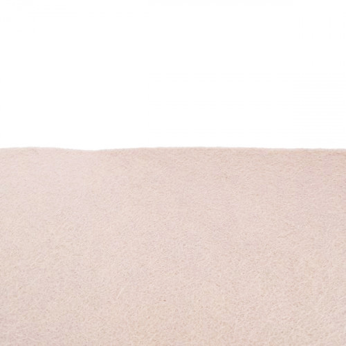 Coupon Feutrine Beige sable 0191