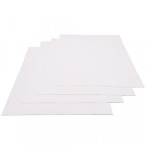 Pochette feutrine Blanc 0149 (x12 coupons)