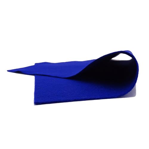 Coupon Feutrine Bleu royal 0560