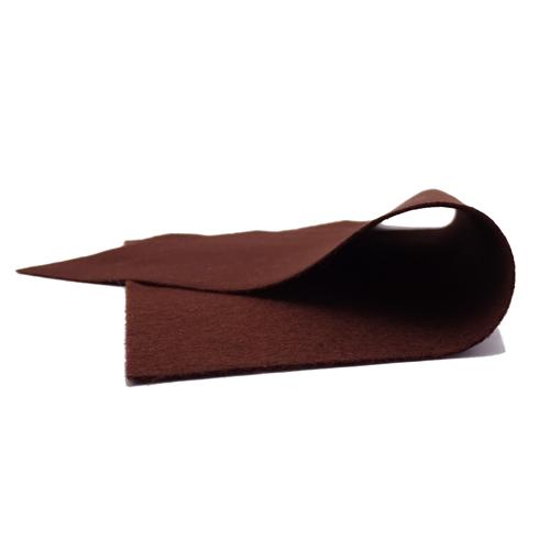 Coupon Feutrine Brun chocolat 0186