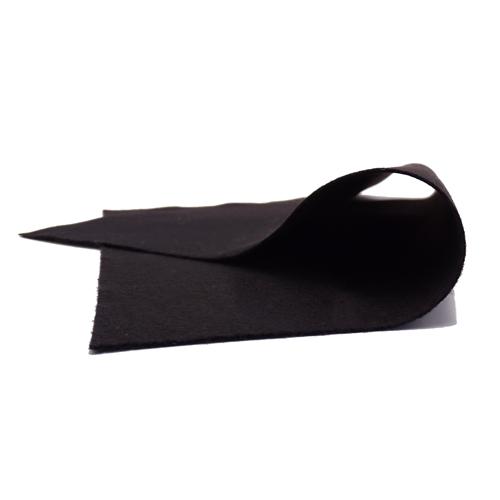Coupon Feutrine Noir Black 0148