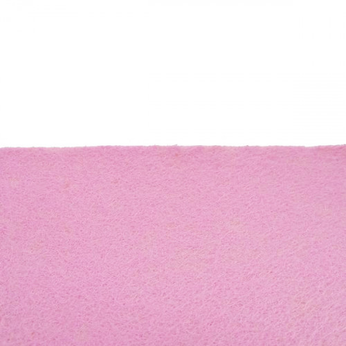 Coupon Feutrine Rose pâle 30017