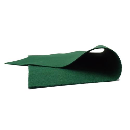 Coupon Feutrine Vert billard 0165