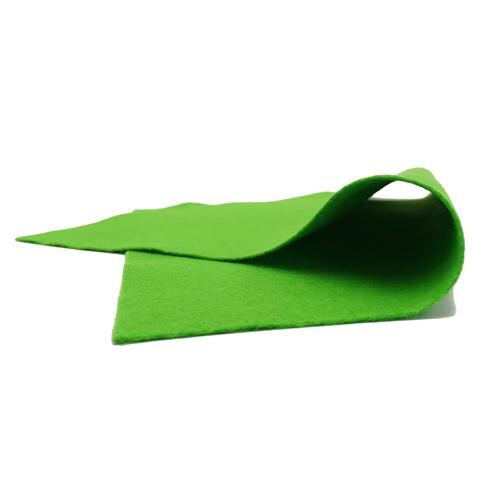 Coupon Feutrine Vert gazon 0168