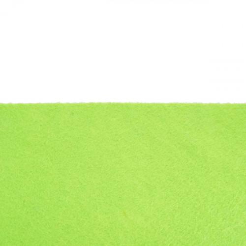 Coupon Feutrine Vert Clair 0169
