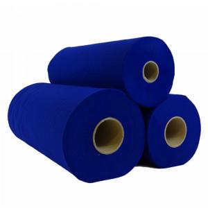 Rouleau de feutrine Bleu roi 0560