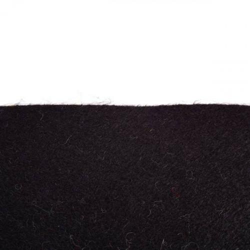 Rouleau de feutrine Noir 0148