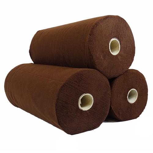 Rouleau de feutrine Chocolat 0186