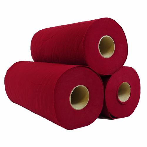 Rouleau de feutrine Rouge bordeaux 0128