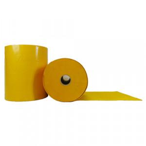 Feutrine épaisse adhésive jaune d'Or 0119