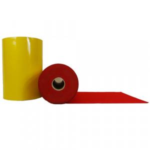 Feutrine épaisse adhésive rouge 0126
