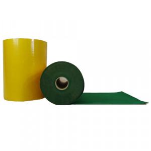 Feutrine épaisse adhésive vert billard 0165