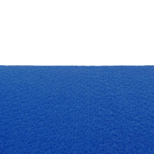 Feutrine epaisse 3mm Bleu 0153
