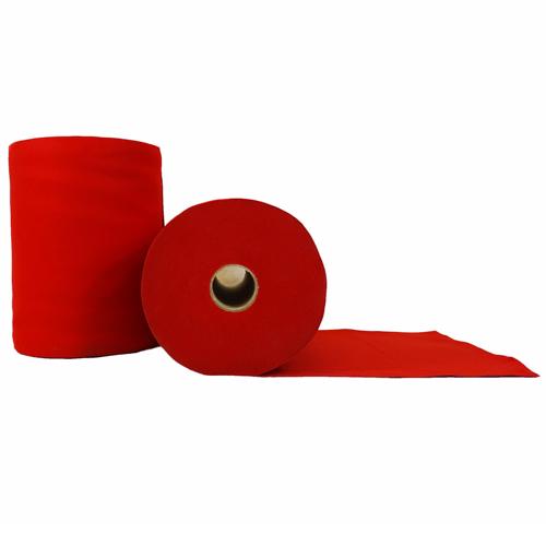 Feutrine epaisse 3mm Rouge 0126