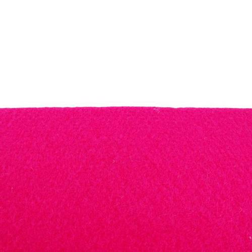 Coupon feutrine epaisse 3mm, Rose fuchsia 30023