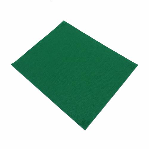 Coupon feutrine epaisse 3mm, Vert Billard 0165