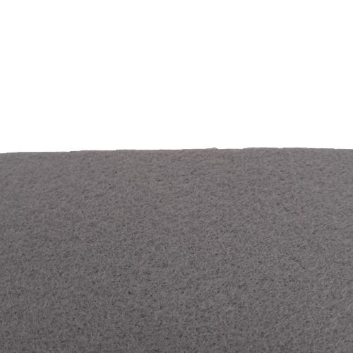 Rouleau de feutrine épaisse - Gris 0144