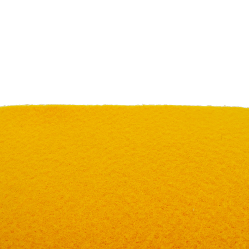 Rouleau de feutrine épaisse - Jaune d'or 0119