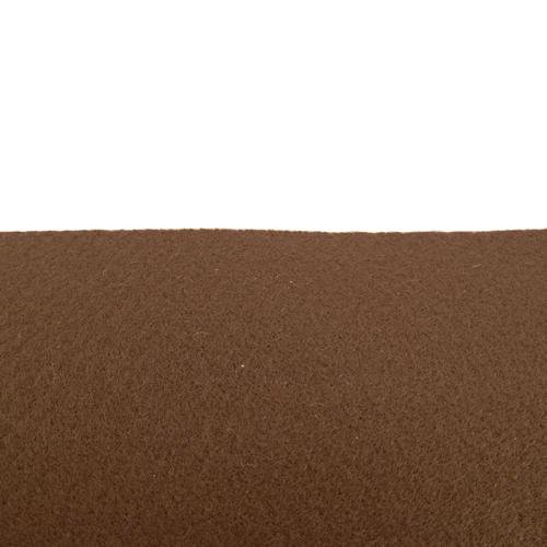 Rouleau de feutrine épaisse - Brun café 0187